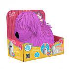 Интерактивная игрушка Jiggly Pup - Озорной щенок (фиолетовый) JP001-WB-PU, фото 4