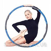 Обруч массажный Springos Hula Hoop 100 см FA0068, фото 2