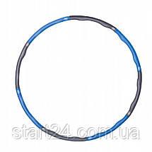 Обруч массажный Springos Hula Hoop 100 см FA0068, фото 3