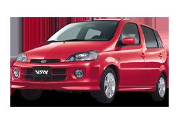 Килимки в салон для Daihatsu (Дайхатсу) YRV 2000-2005
