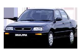 Килимки в салон для Daihatsu (Дайхатсу) Applasure 1989-2000