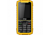 Мобильный телефон ERGO F245 Strength Dual Sim Black yellow