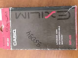 Аккумуляторная батарея CASIO NP 60, фото 2