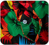 Набор мужских семейных трусов 4 шт с ярким принтом, фото 7