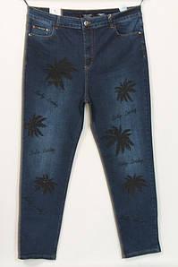 Турецкие женские джинсы больших размеров 48-64