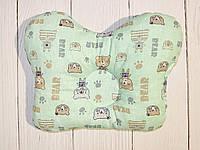 Подушка позиционер для новорожденных Бабочка