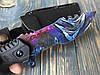 Охотничий нож нескладной JGF52 Vulkan, фото 6