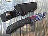 Охотничий нож нескладной JGF52 Vulkan, фото 4