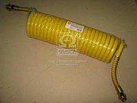 Шланг витой полиуретан М22x1,5 (желт) 7 м. DAF, MAN, SCHMITZ . 05HH0110-B