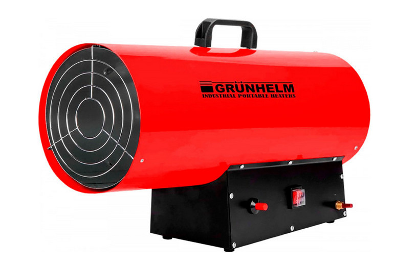 Газовый обогреватель Grunhelm GGH-30 Газовая пушка