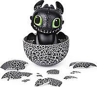 Интерактивная игрушка Dragons Как приручить дракона 3 Беззубик в яйце / Dreamworks Dragons, Hatching Toothless