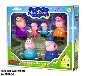 Набор Свинка Пеппа PP605-6