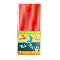 Набор красных стержней для 3D-ручки 3Doodler Start 3Doodler 3DS-ECO03-RED-24
