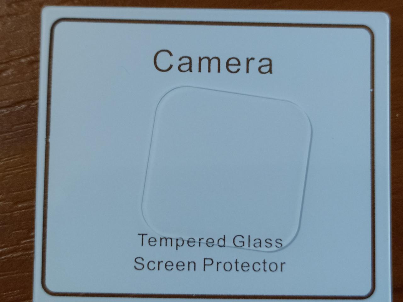 Защитное стекло на камеру Tempered Glass Screen Protector  Xiaomi Redmi Note 9