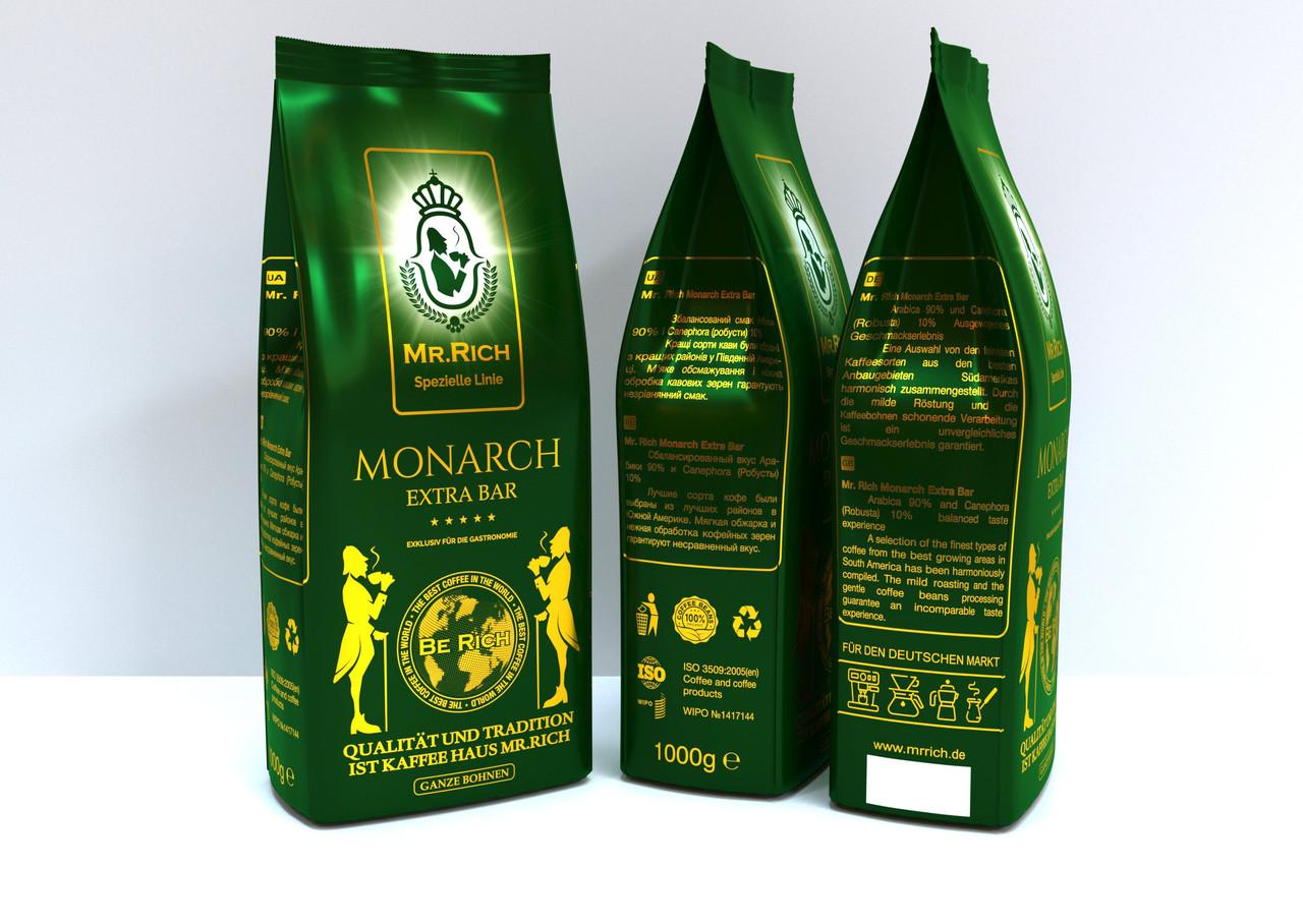 Mr.Rich Monarch Extra Bar 1 кг. зерно