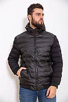 Куртка мужская 155R001 цвет Черный