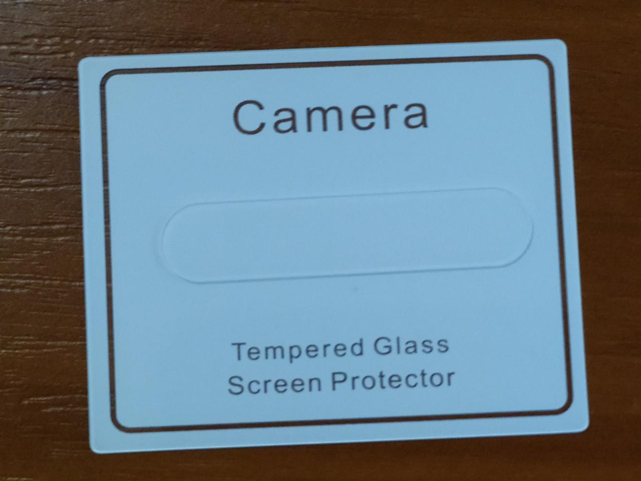 Защитное стекло на камеру Tempered Glass Screen Protector  Xiaomi Redmi Note 8T