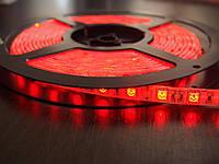 Гибкая светодиодная лента 12V 300L 5050 красная