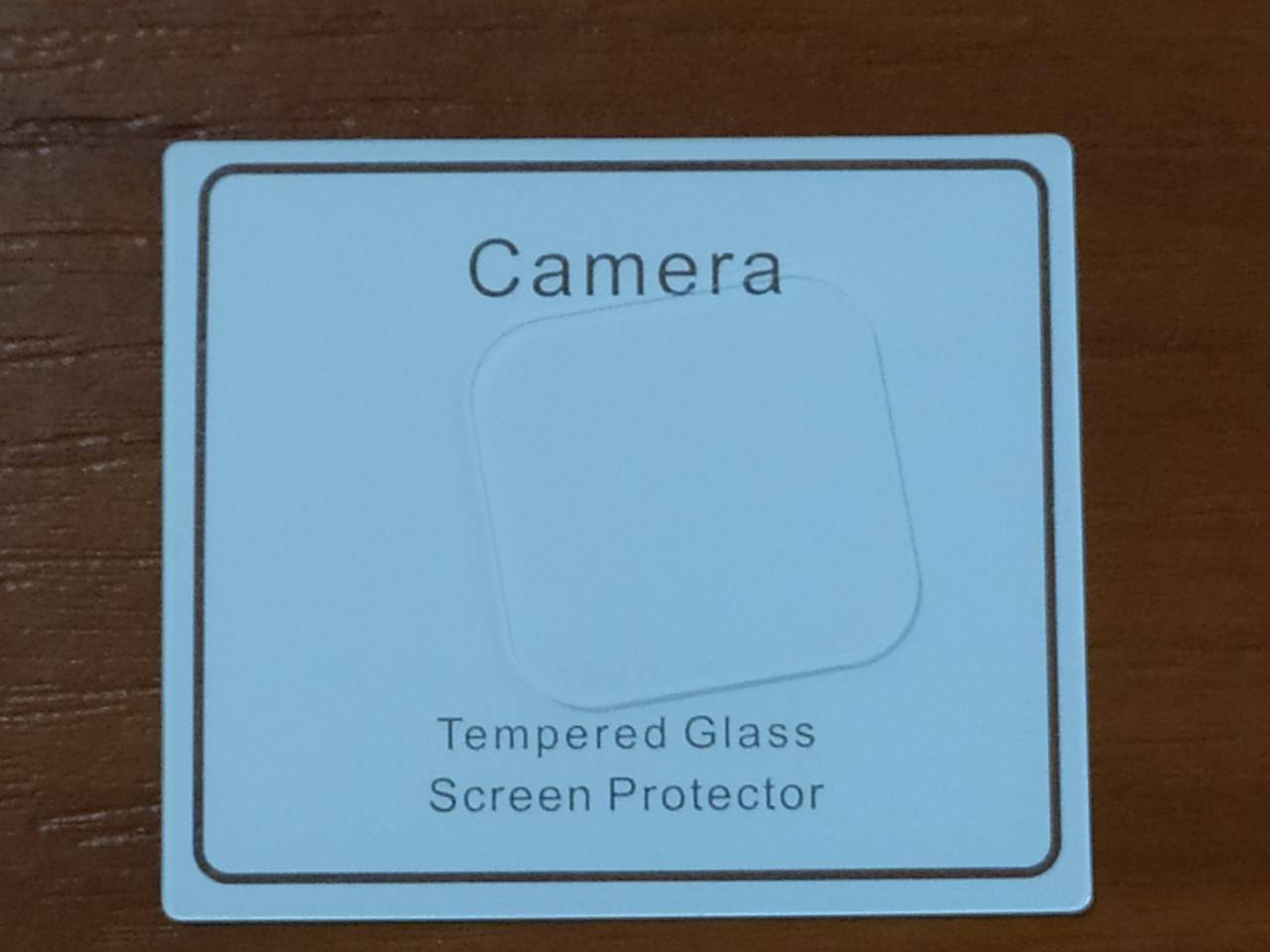 Защитное стекло на камеру Tempered Glass Screen Protector  Xiaomi Redmi 9C