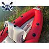 Вкладное дно для надувний байдарки Човен ЛБ-300Н Рибальське надувне широке, фото 2