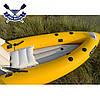 Вкладное дно для надувний байдарки Човен ЛБ-300Н Рибальське надувне широке, фото 3