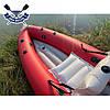 Вкладное дно для надувний байдарки Човен ЛБ-300Н Рибальське надувне широке, фото 4
