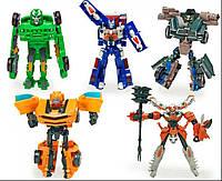 """Трансформер """"Super Change"""" робот - машина, при трансформации превращается в машину, фото 1"""