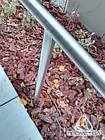 Перила безригельні для сходів з нержавіючої сталі, фото 1