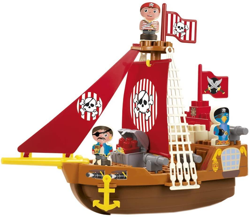 """Конструктор """"Корабль с пиратами"""",  Ecoiffier 003023"""