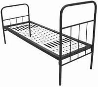 Кровать армейская одноярусная ГОСТ ТИП - А