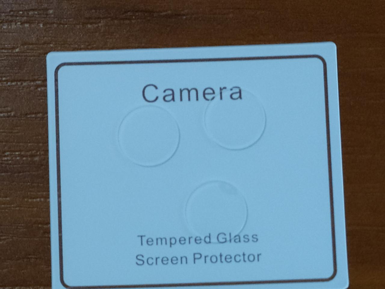 Защитное стекло на камеру Tempered Glass Screen Protector    iPhone 11 Pro   2019