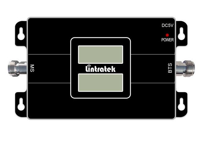 Репитер усилитель Lintratek KW17L-GD GSM и 4G сигнала 900 и 1800 МГц