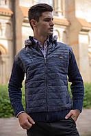 Куртка мужская 123R12785 цвет Синий