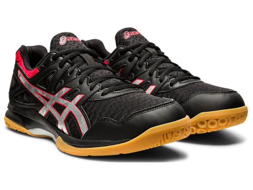 Кросівки чоловічі волейбольні Asics Gel-Task 2 1071A037-004 Чорний
