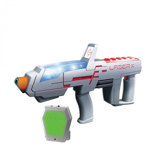 Игровой Набор Для Лазерных Боев - Laser X Pro Для Двух Игроков 88032