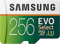 Картка пам'яті MicroSDXC Samsung EVO Select 256GB