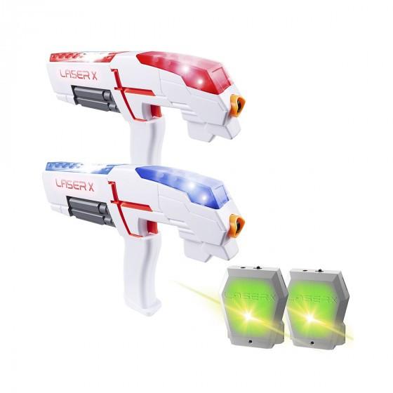 Игровой Набор Для Лазерных Боев - Laser X Для Двух Игроков 88016