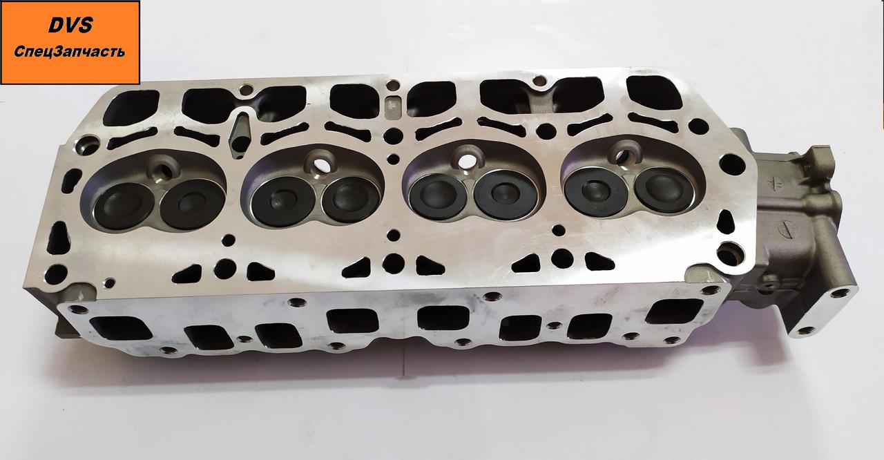 Головка блока на двигатель Toyota 4Y в сборе