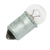 Лампа накаливания автомобильная А 6-1 cd BA9s