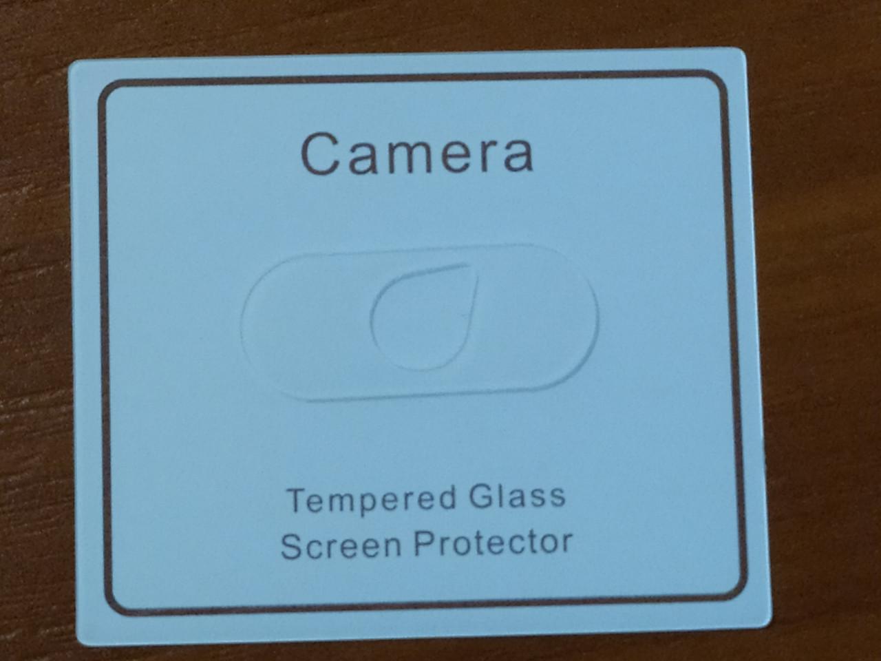 Защитное стекло на камеру Tempered Glass Screen Protector    iPhone X / Xs  5,8*
