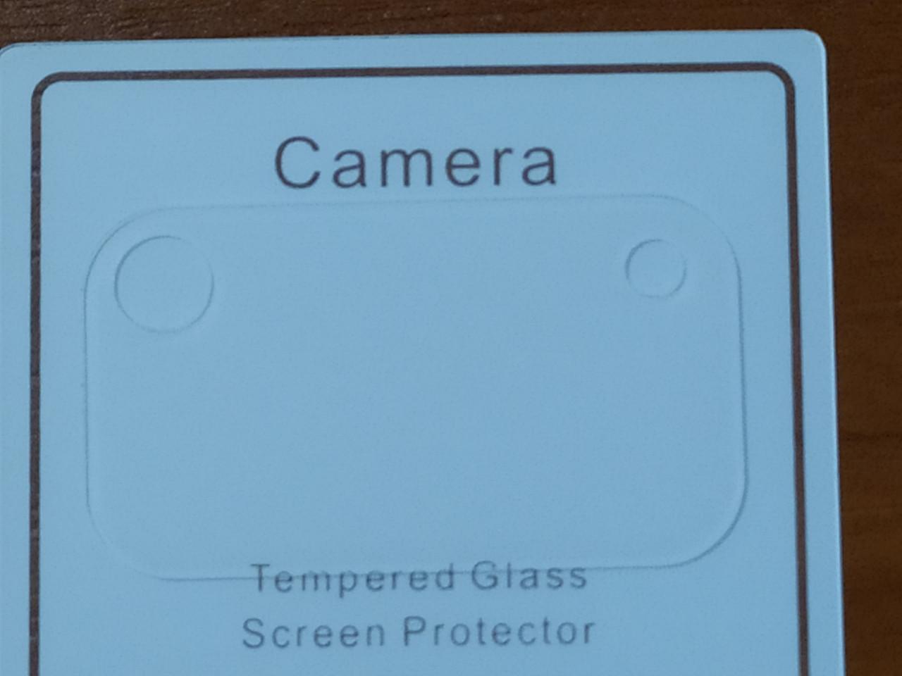 Захисне скло на камеру Tempered Glass Screen Protector для Samsung S20 Plus