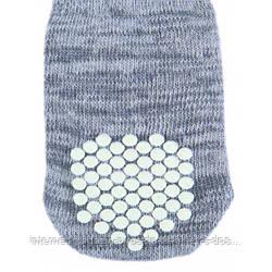 Носки для собак антискольжение (хлопок), 1 уп - L-XL 2 шт.