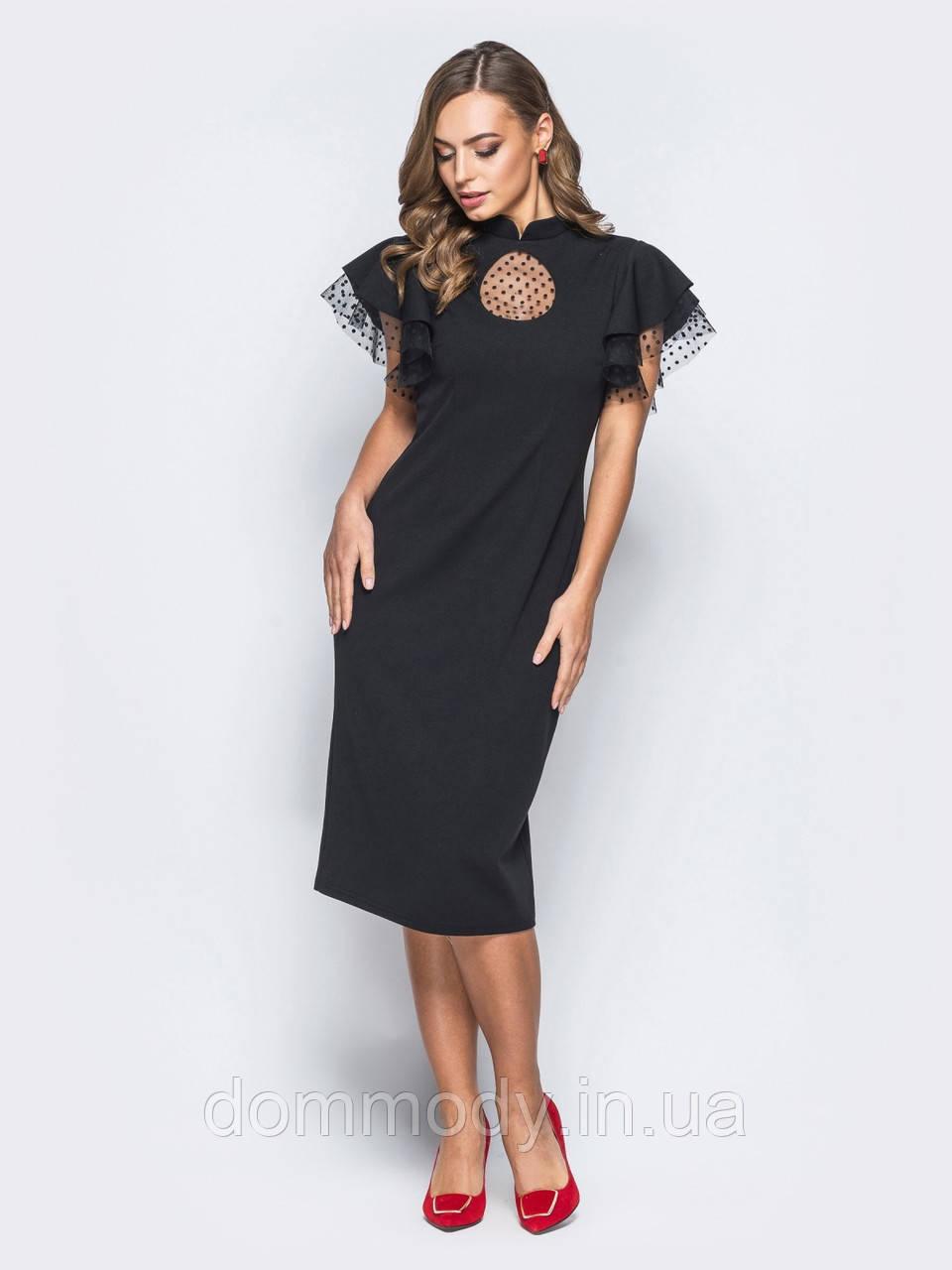 Платье женское Vanessa black