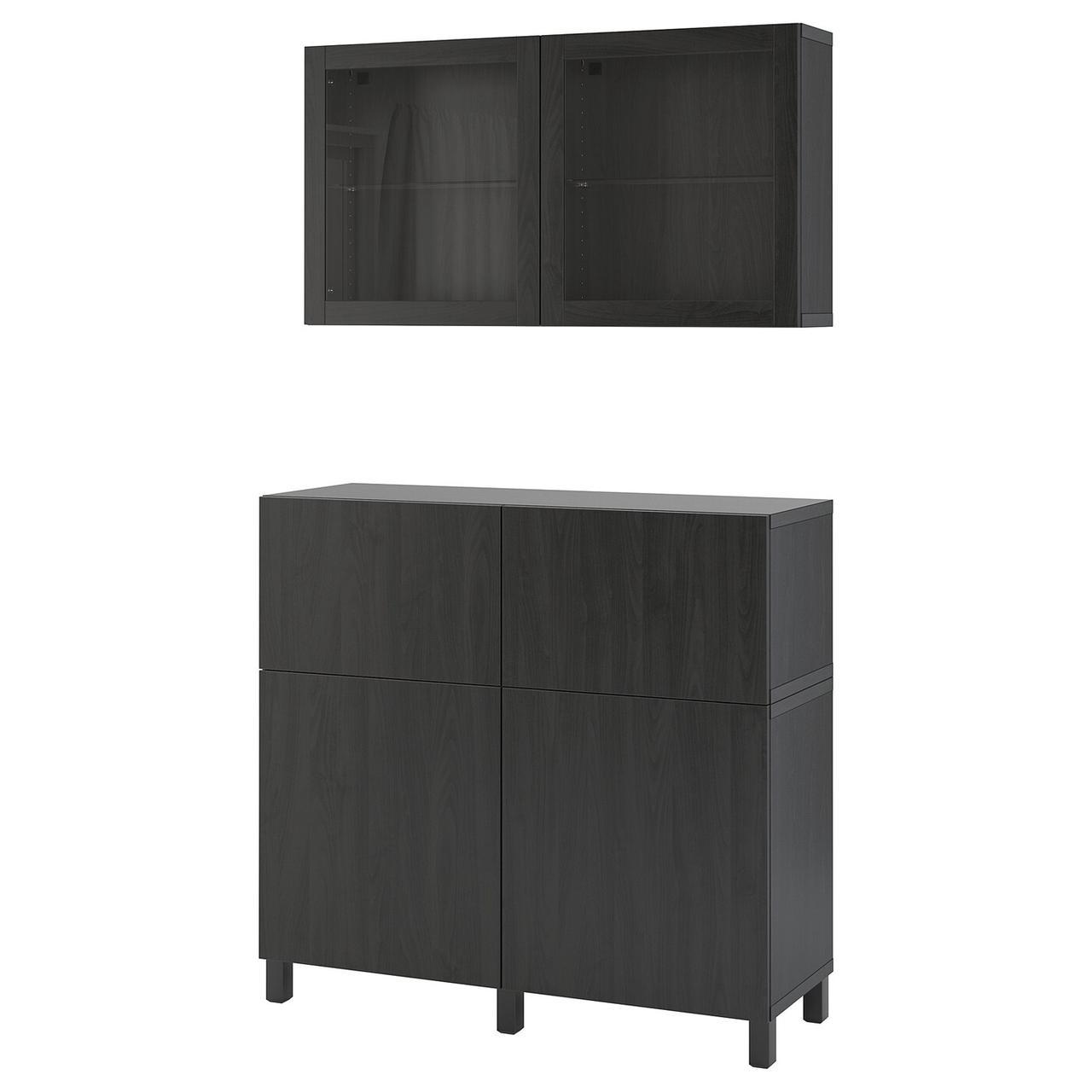 IKEA BESTÅ Комбинация  120x42x240 см