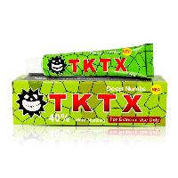 Обезболивающий крем TKTX 40% зеленый 10г