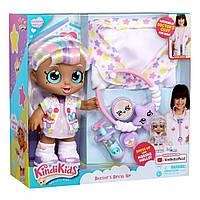 Кукла-Доктор Марша Мелло Кинди Кидс / Kindi Kids Doctor's Dress - Marsha Mellow, фото 1