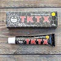 Обезболивающий крем TKTX 40% Черный 10г