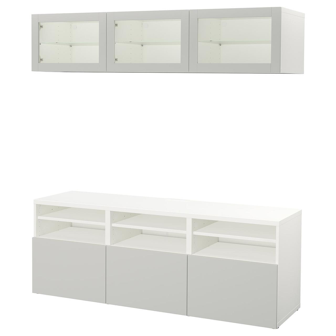 IKEA BESTÅ Шкаф на ТВ 180x40x192 см