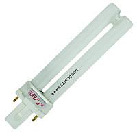 Лампа люминесцентная ультрафиолетовая КЛ7 УФ G23