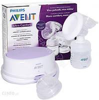 Електричний молокоотсос Philips Avent Ultra Comfort SCF332/31, фото 1